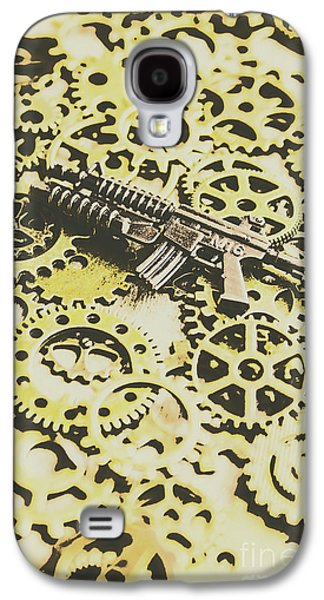 Gears Of War Galaxy S4 Case