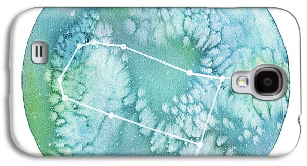 Gemini Galaxy S4 Case by Stephie Jones