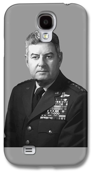 General Curtis Lemay Galaxy S4 Case by War Is Hell Store