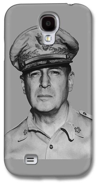 General Douglas Macarthur Galaxy S4 Case