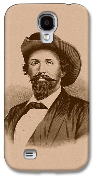 North Galaxy S4 Case - General John Hunt Morgan by War Is Hell Store