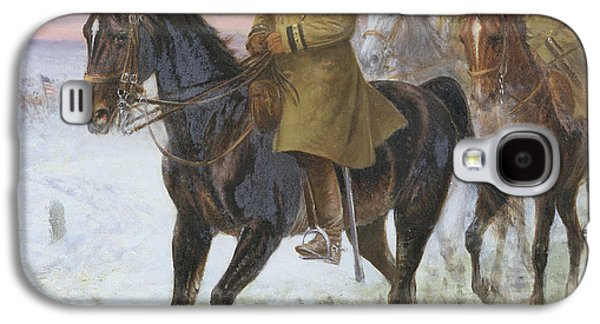 General John J Pershing  Galaxy S4 Case by Jan van Chelminski