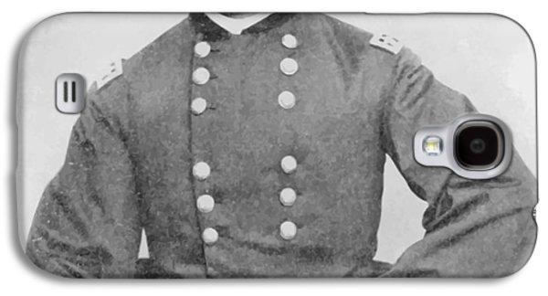 General Sheridan Civil War Portrait Galaxy S4 Case