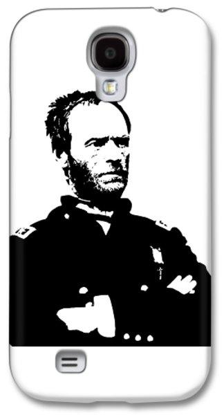 General Sherman Galaxy S4 Case
