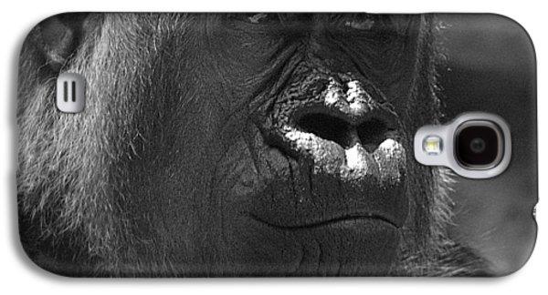 Gentle Gorilla Galaxy S4 Case