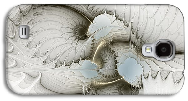 Gentle Hints Galaxy S4 Case by Karin Kuhlmann
