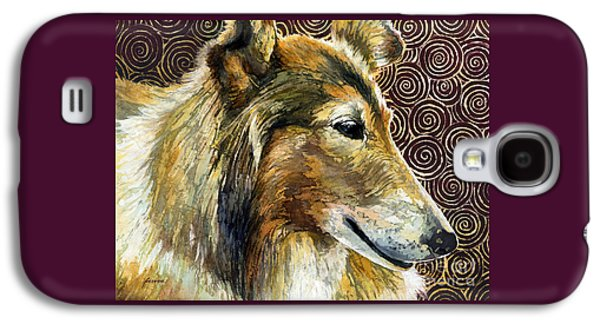 Gentle Spirit - Reveille Viii Galaxy S4 Case
