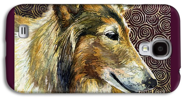 Gentle Spirit - Reveille Viii Galaxy S4 Case by Hailey E Herrera