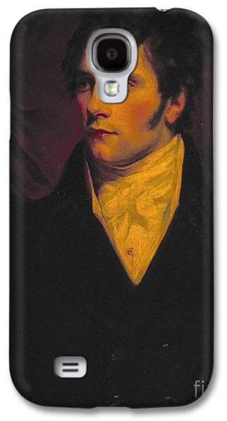 Gentleman   Galaxy S4 Case by MotionAge Designs