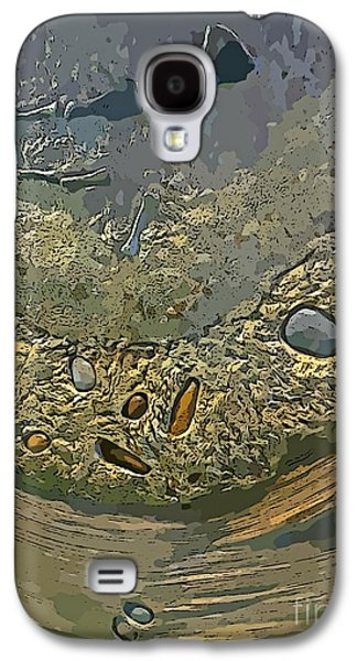 Geological Layers Seven Galaxy S4 Case
