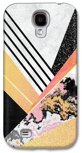 Geometric Summer Galaxy S4 Case