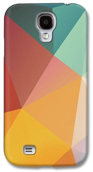Galaxy S4 Case - Geometric Xxix by Ultra Pop