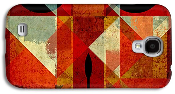 Geomix-04 - 39c3at22g Galaxy S4 Case by Variance Collections