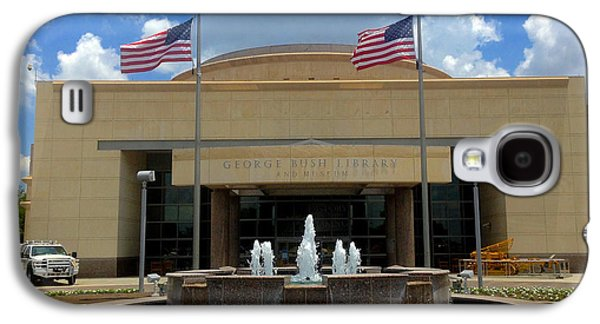 George Bush Library And Museum Galaxy S4 Case by Art Spectrum
