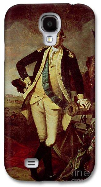 George Washington At Princeton Galaxy S4 Case