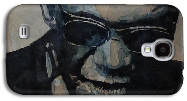 Georgia On My Mind - Ray Charles  Galaxy S4 Case by Paul Lovering
