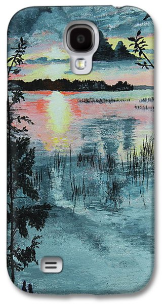 Georgian Bay Sunset Galaxy S4 Case