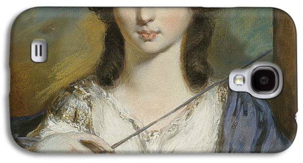 Georgiana Spencer Duchess Of Devonshire Galaxy S4 Case by Celestial Images