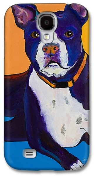 Georgie Galaxy S4 Case by Pat Saunders-White