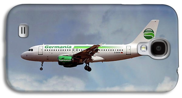 Germania Airbus A319-112 Galaxy S4 Case