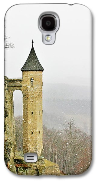 Deutschland Galaxy S4 Cases - Germany - Elbtal from Festung Koenigstein Galaxy S4 Case by Christine Till