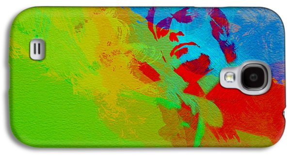 British Paintings Galaxy S4 Cases - Get Carter Galaxy S4 Case by Naxart Studio