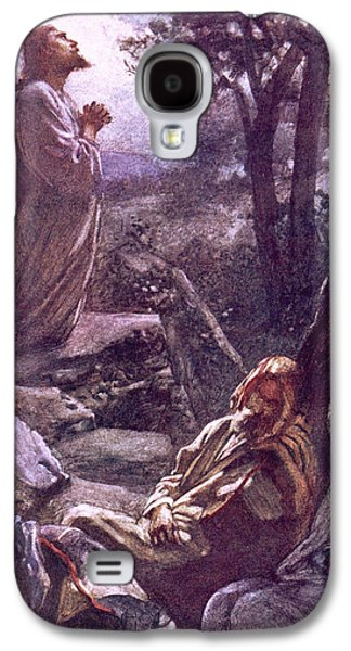 Gethsemane Galaxy S4 Case by Harold Copping