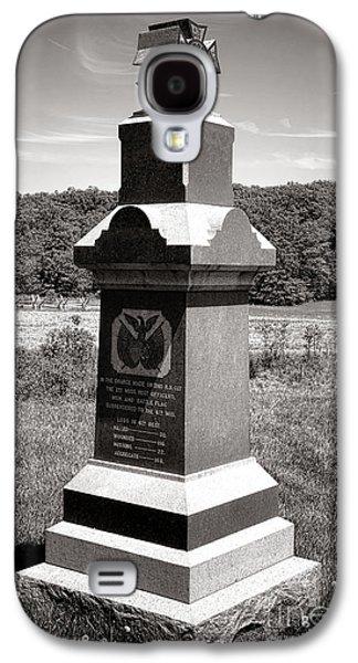 Gettysburg National Park 6th Wisconsin Iron Brigade Monument Galaxy S4 Case