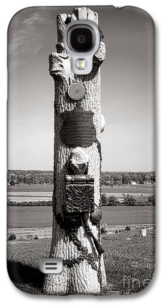 Gettysburg National Park 90th Pennsylvania Infantry Monument Galaxy S4 Case