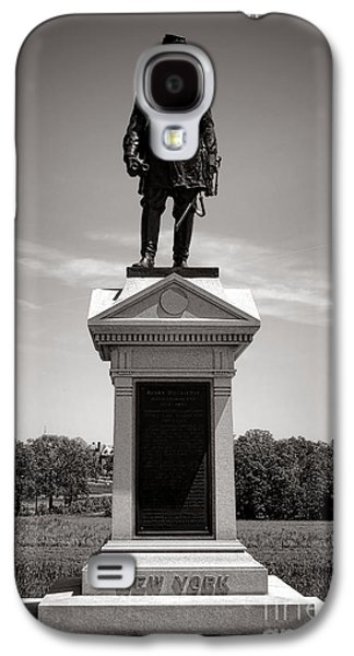 Gettysburg National Park Abner Doubleday Monument Galaxy S4 Case by Olivier Le Queinec