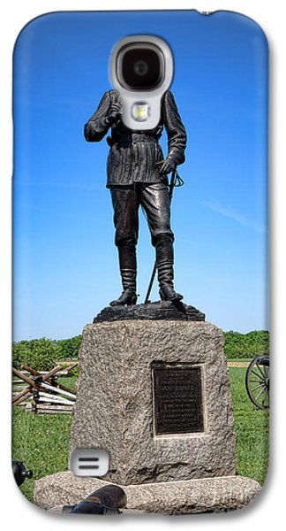 Gettysburg National Park Major General John Buford Memorial Galaxy S4 Case by Olivier Le Queinec