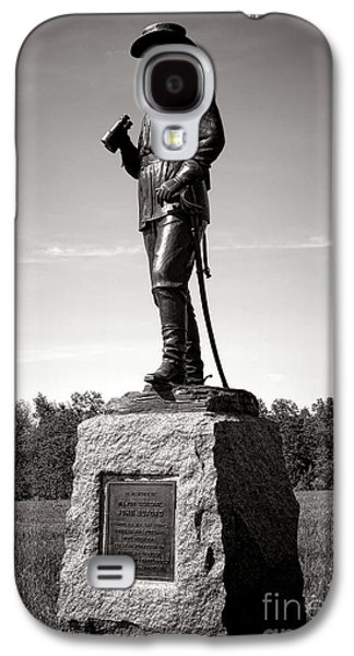 Gettysburg National Park Major General John Buford Monument Galaxy S4 Case by Olivier Le Queinec