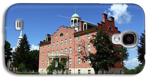 Gettysburg Theological Seminary Schmucker Hall Galaxy S4 Case by James Brunker