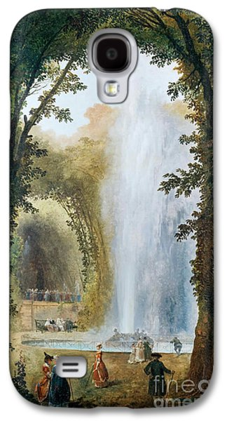 Geyser Galaxy S4 Case by Celestial Images