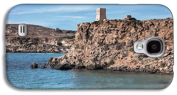 Ghajn Tuffieha Bay - Malta Galaxy S4 Case
