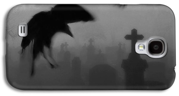 Ghost Crows Galaxy S4 Case