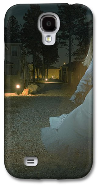 Ghost Dancer Galaxy S4 Case by Scott Sawyer