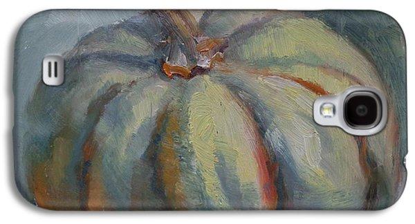 Ghost Pumpkin Galaxy S4 Case