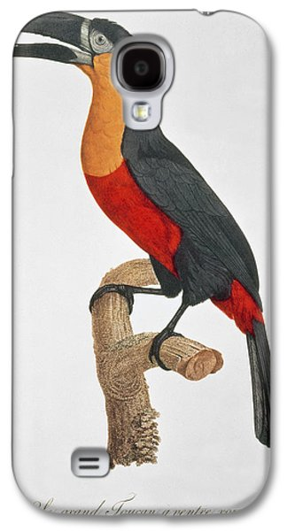 Giant Touraco Galaxy S4 Case by Jacques Barraband