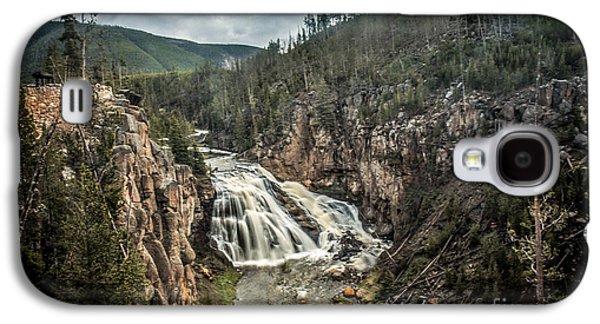 Gibbon Waterfall Galaxy S4 Case by Robert Bales