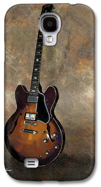 Gibson 335 Vintage Galaxy S4 Case by Brad Burns
