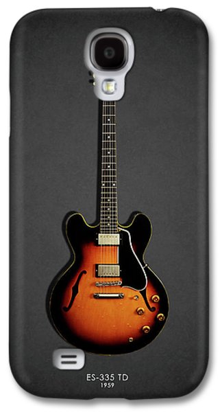 Jazz Galaxy S4 Case - Gibson Es 335 1959 by Mark Rogan