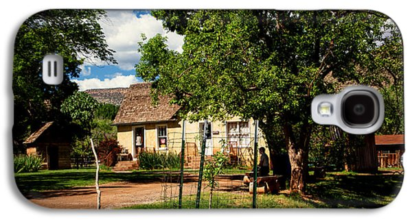 Gifford Homestead  Galaxy S4 Case by John Hesley