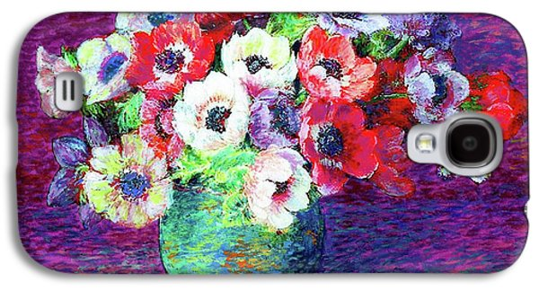 Gift Of Anemones Galaxy S4 Case
