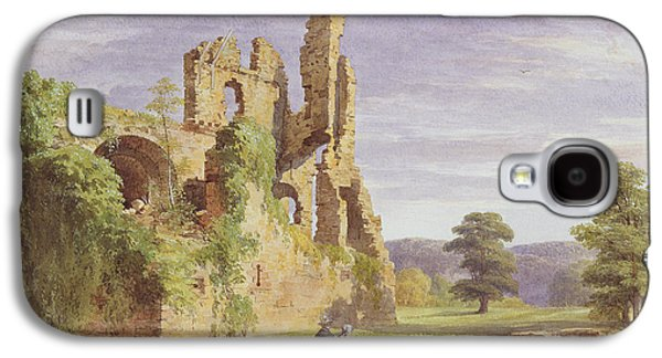Gight Castle, 1851 Galaxy S4 Case by James Giles