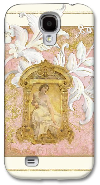 Gilded Age I - Baroque Rococo Palace Ceiling Inspired  Galaxy S4 Case by Audrey Jeanne Roberts