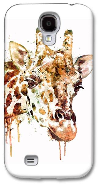 Giraffe Head Galaxy S4 Case