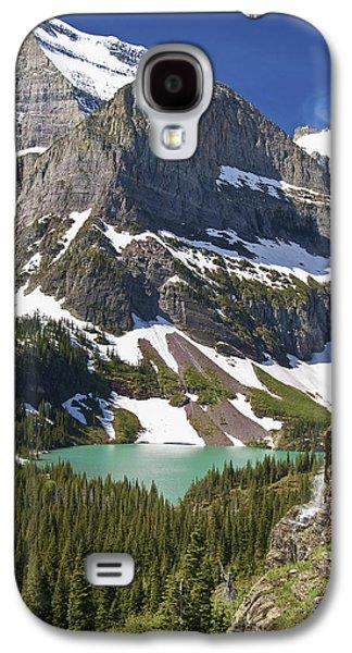 Glacier Backcountry Galaxy S4 Case