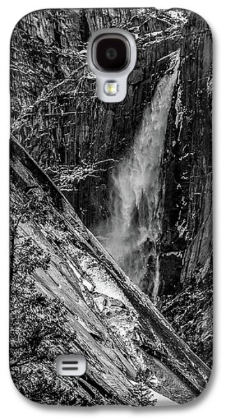 Glacier Point And Yosemite Falls Galaxy S4 Case
