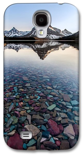 Glacier Skittles Galaxy S4 Case